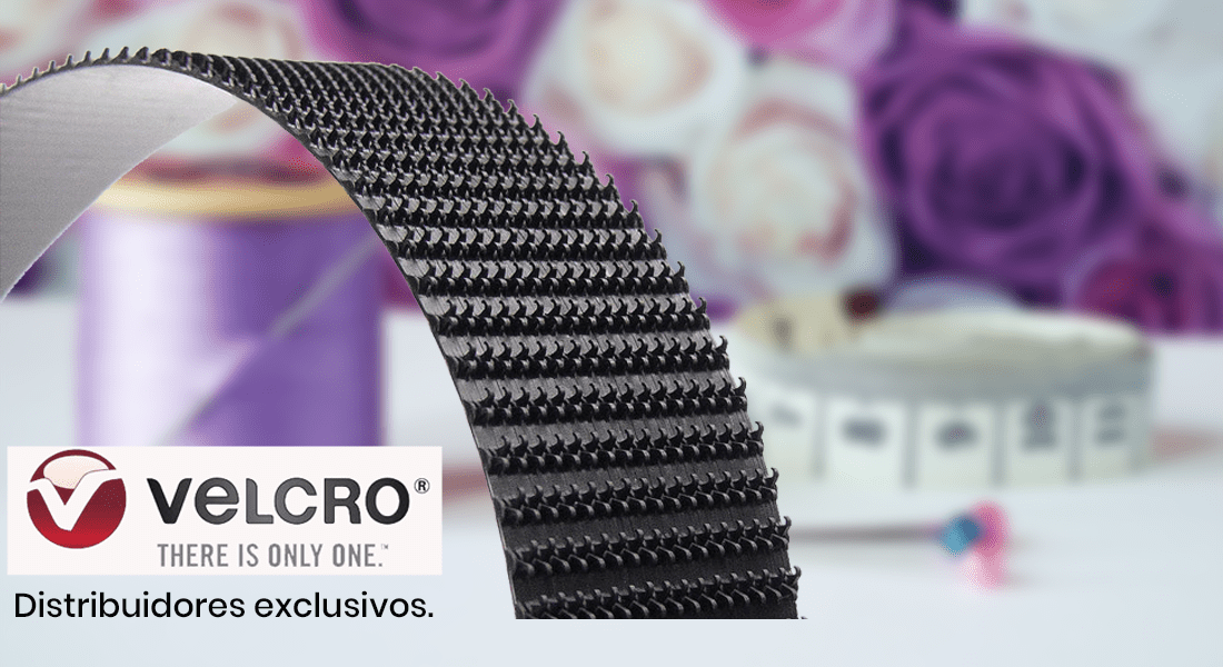 Distribuidores exclusivos Velcro®