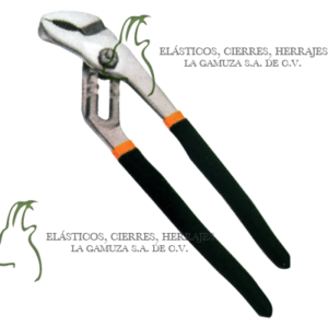 pinza de extension cromada