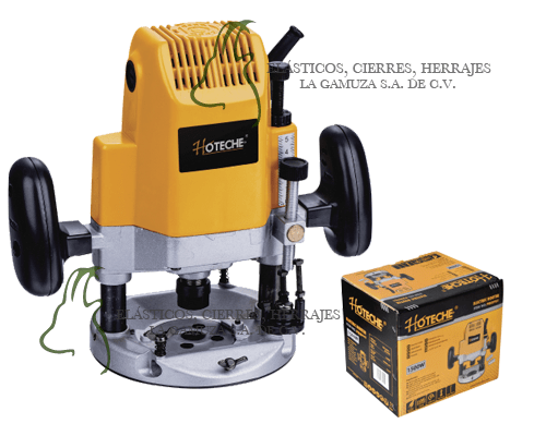 router electrico 12mm 1500w
