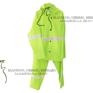 impermeable para moticiclista